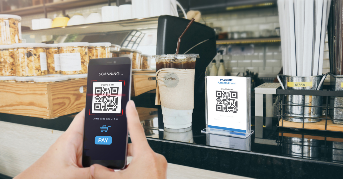 Tasti Contactless Ordering